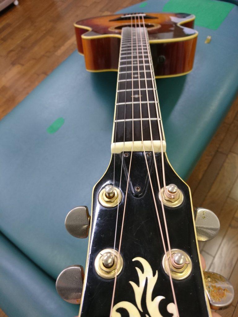 アコギ ネック 反り あなたのギターは大丈夫?ギターのネック反り確認方法!
